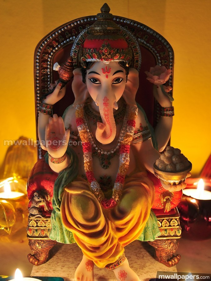 660 Lord Ganesha Hd Wallpapers Images 1080p 676x901 2020