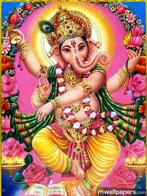 660 Lord Ganesha Hd Wallpapers Images 1080p 505x673 2020