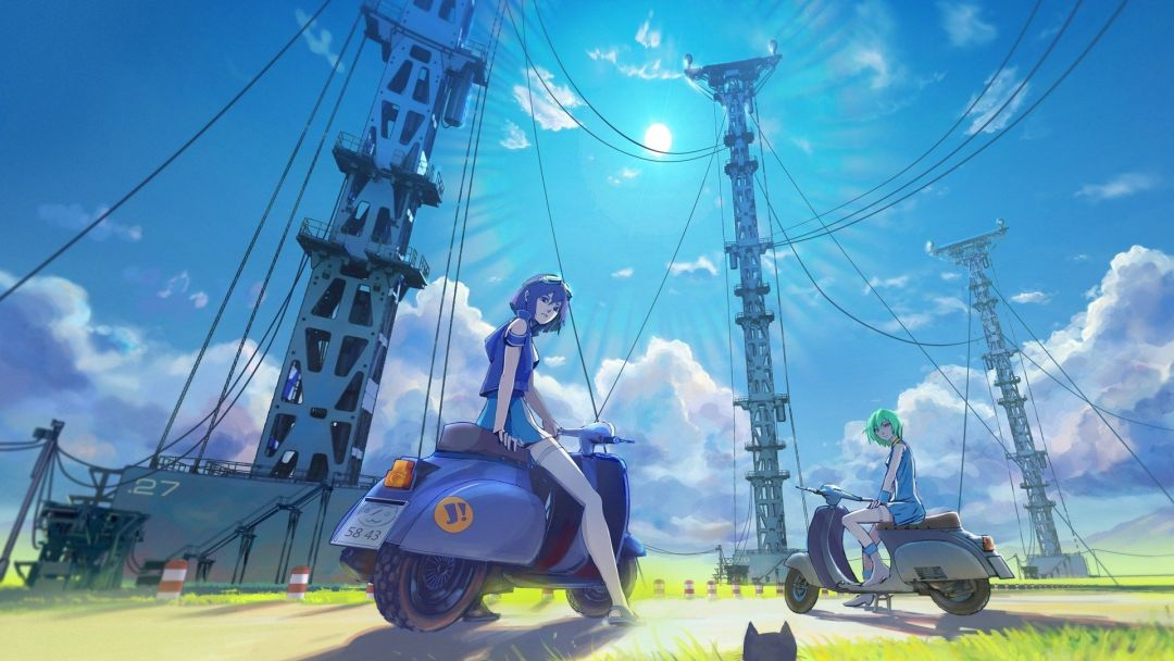35 Pastel Aesthetic Anime Hd Wallpapers Desktop Background Android Iphone 1080p 4k 1920x1080 2020