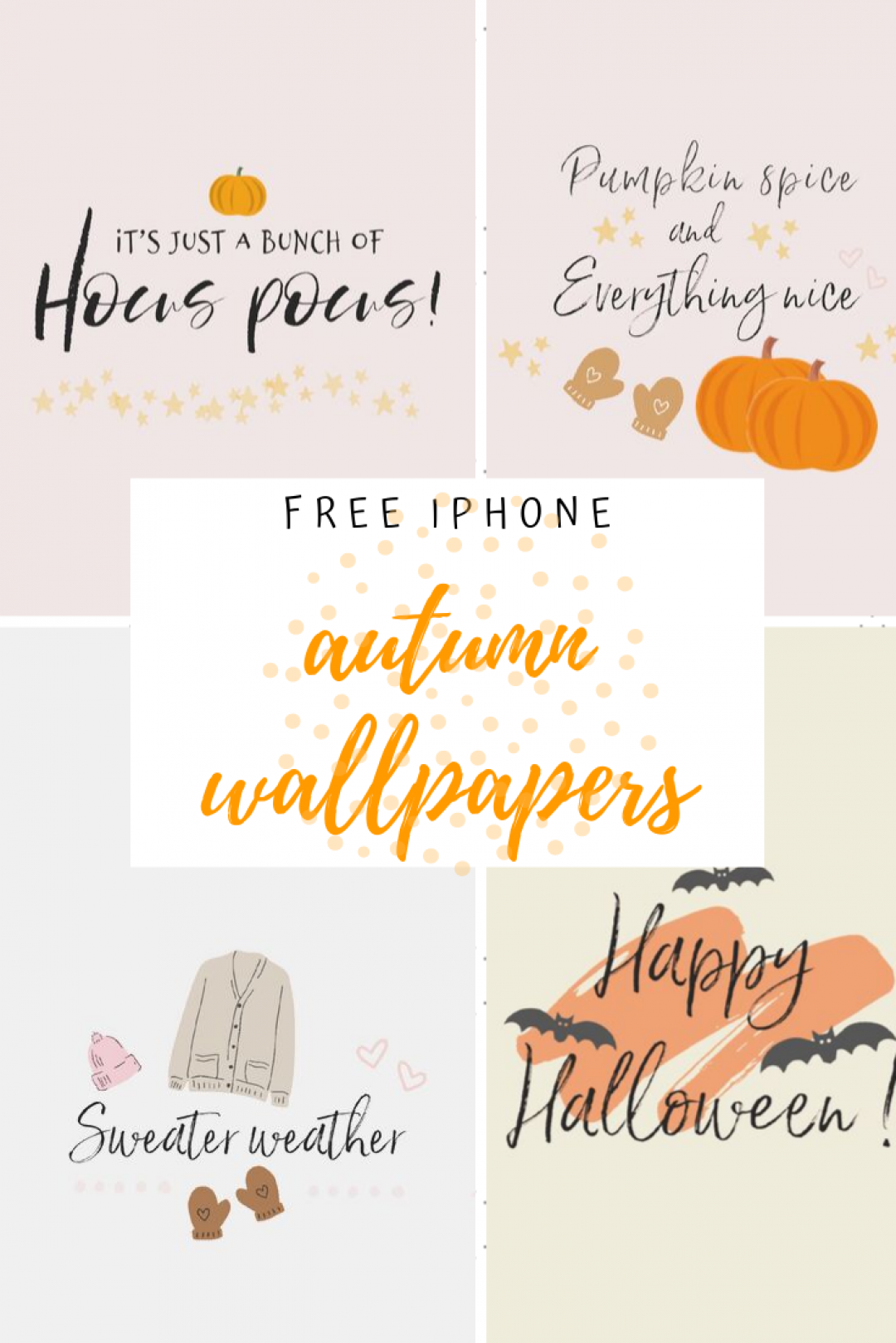 55 Hello Autumn Aesthetic Hd Wallpapers Desktop Background Android Iphone 1080p 4k 1080x1619 2020