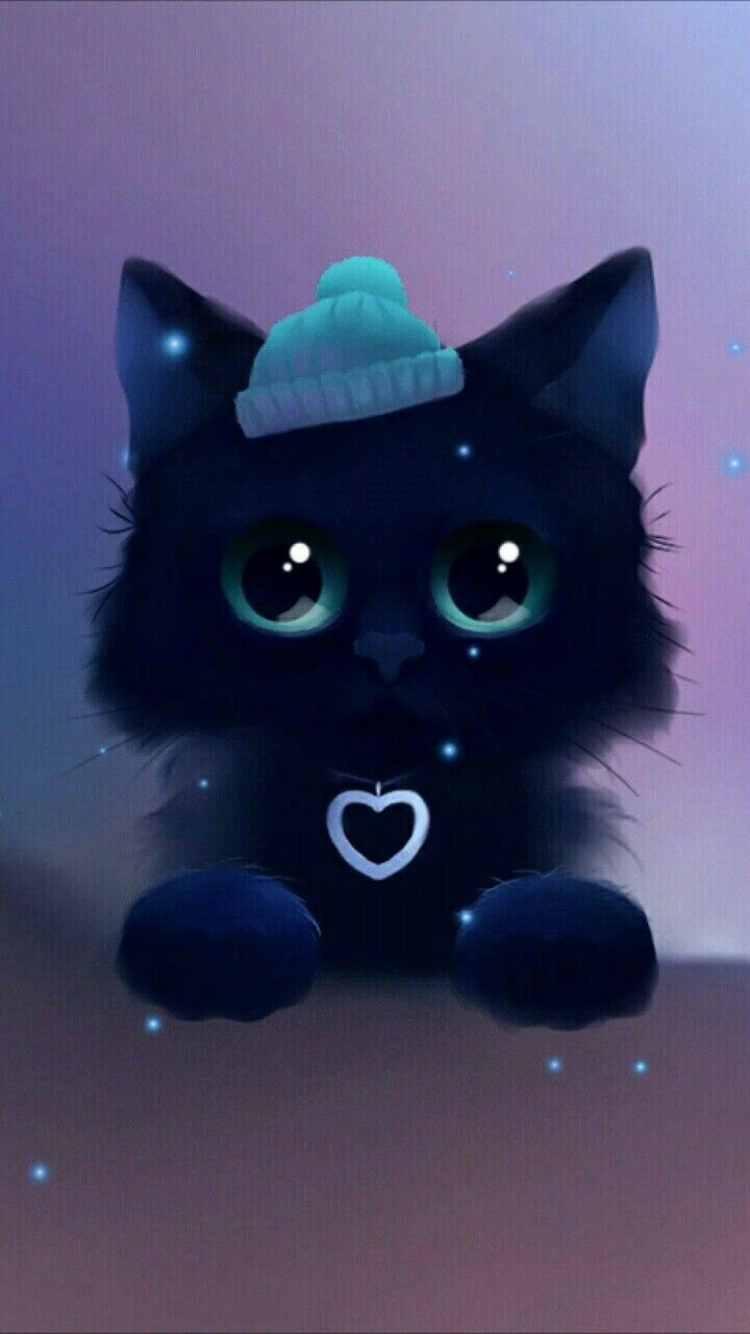 35 Kawaii Anime Cat Hd Wallpapers Desktop Background Android Iphone 1080p 4k 1080x1920 2020