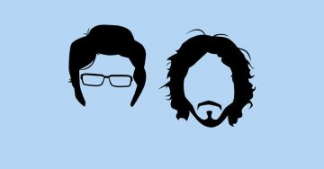 Men With A Glasses And Beard Wallpaper HD / Desktop - Android / iPhone HD Wallpaper Background Download HD Wallpapers (Desktop Background / Android / iPhone) (1080p, 4k)