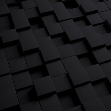 3D Black Cube - Android, iPhone, Desktop HD Backgrounds / Wallpapers (1080p, 4k) HD Wallpapers (Desktop Background / Android / iPhone) (1080p, 4k)
