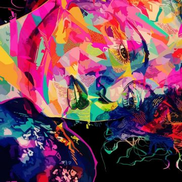 Artistic Abstract Wallpaper 1080p. Abstract Wallpaper - Android / iPhone HD Wallpaper Background Download HD Wallpapers (Desktop Background / Android / iPhone) (1080p, 4k)