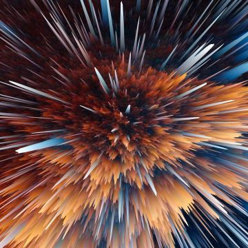 Particle Explosion Wallpaper - Android / iPhone HD Wallpaper Background Download HD Wallpapers (Desktop Background / Android / iPhone) (1080p, 4k)
