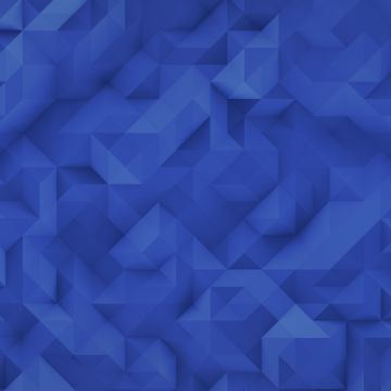 Polygon Art Blue Triangle Pattern Wallpaper - Android / iPhone HD Wallpaper Background Download HD Wallpapers (Desktop Background / Android / iPhone) (1080p, 4k)