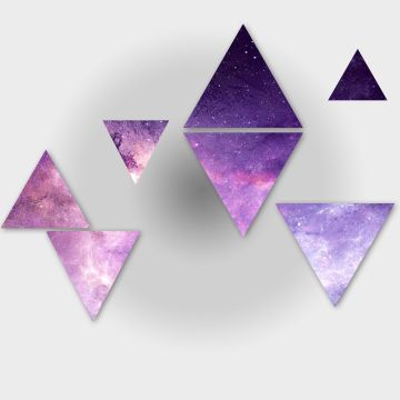 Purple Triangle - Android, iPhone, Desktop HD Backgrounds / Wallpapers (1080p, 4k) HD Wallpapers (Desktop Background / Android / iPhone) (1080p, 4k)