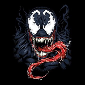 Venom Abstract - Android, iPhone, Desktop HD Backgrounds / Wallpapers (1080p, 4k) HD Wallpapers (Desktop Background / Android / iPhone) (1080p, 4k)