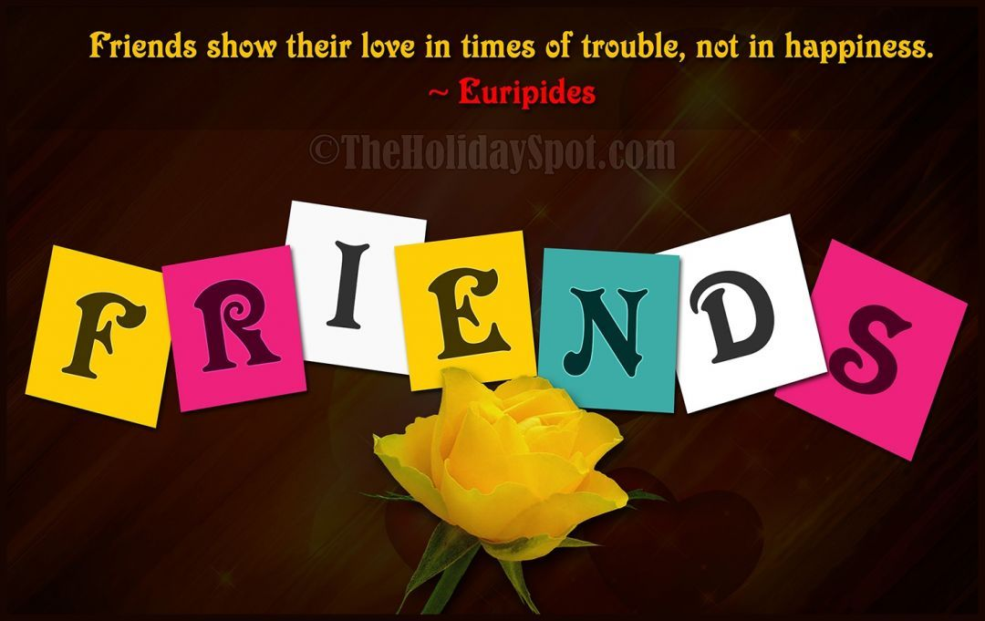 Friendship Day Quotes HD Wallpapers/Whatsapp status HD download (33887) - Friendship Day