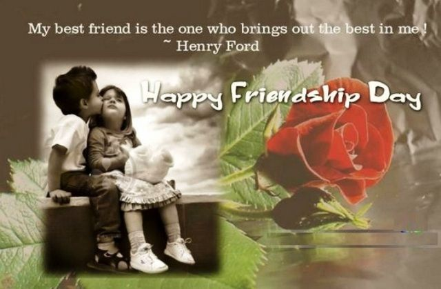 Happy Friendship Day Wishes HD Wallpapers/Whatsapp status HD (33796) - Friendship Day