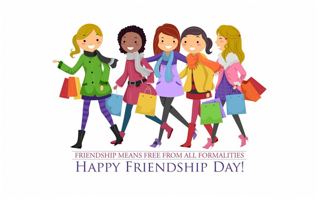 Happy Friendship Day Wishes HD Wallpapers/Whatsapp status HD (33406) - Friendship Day