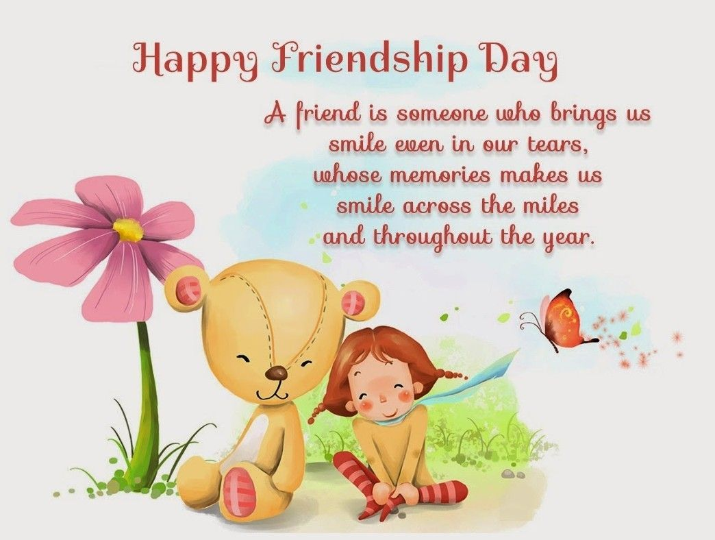 Happy Friendship Day Wishes HD Wallpapers/Whatsapp status HD (33435) - Friendship Day