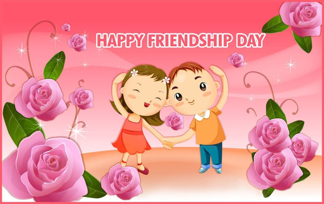 Happy Friendship Day Wishes HD Wallpapers/Whatsapp status HD (33412) - Friendship Day