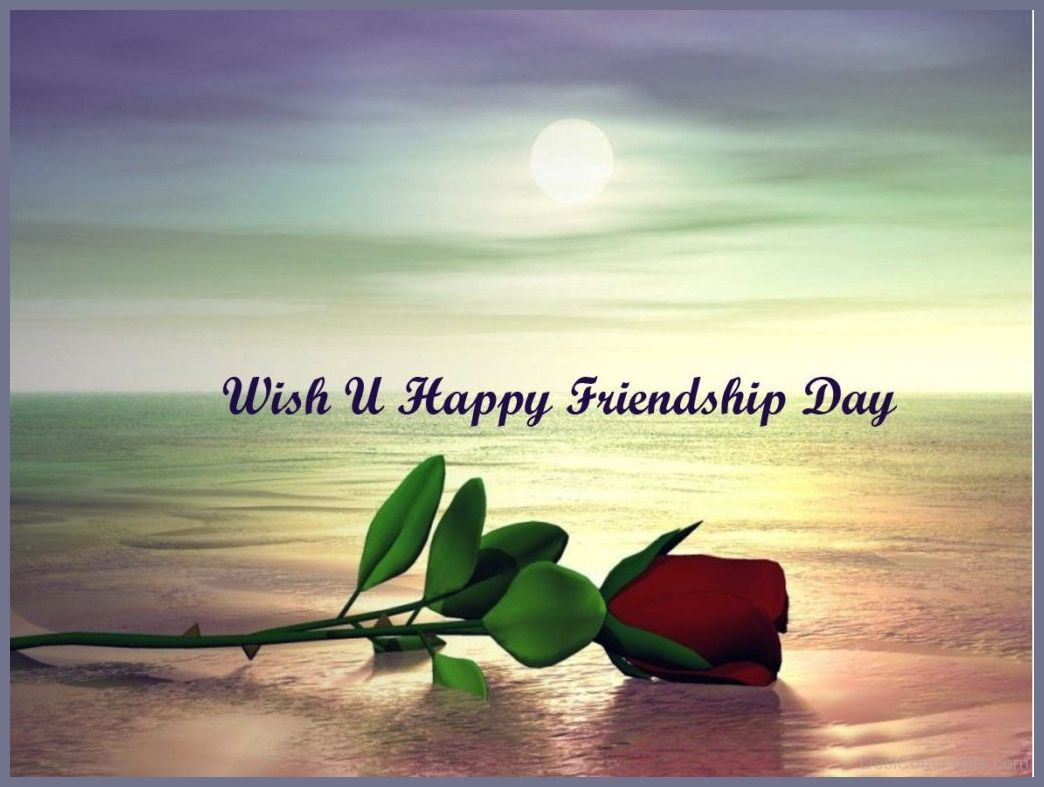 Happy Friendship Day Wishes HD Wallpapers/Whatsapp status HD (33441) - Friendship Day
