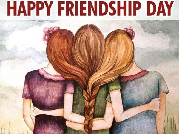 Happy Friendship Day Wishes HD Wallpapers/Whatsapp status HD (33410) - Friendship Day