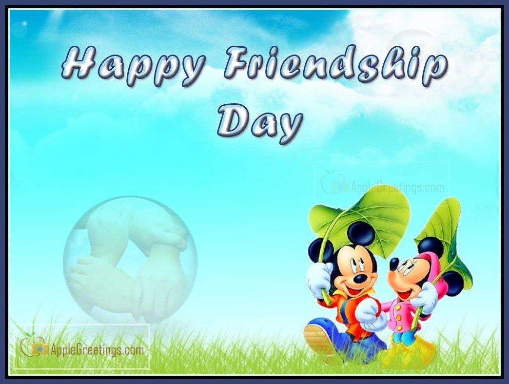 Happy Friendship Day Wishes HD Wallpapers/Whatsapp status HD (33792) - Friendship Day