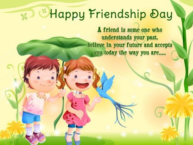 Happy Friendship Day Wishes HD Wallpapers/Whatsapp status HD (33833) - Friendship Day