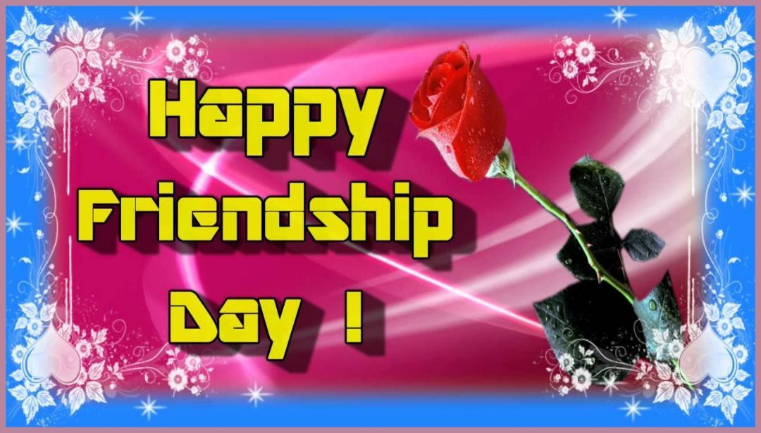 Happy Friendship Day Wishes HD Wallpapers/Whatsapp status HD (33476) - Friendship Day