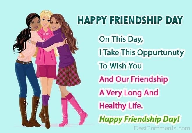 Happy Friendship Day Wishes HD Wallpapers/Whatsapp status HD (33593) - Friendship Day