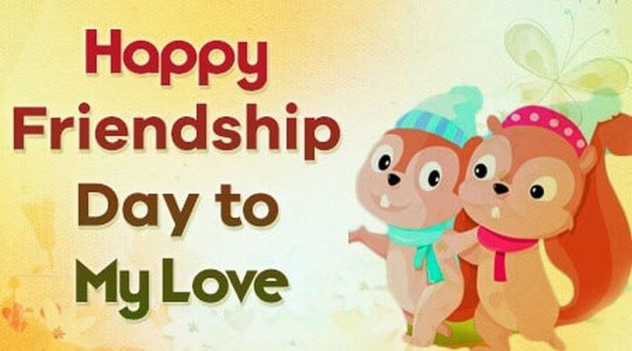 Happy Friendship Day Wishes HD Wallpapers/Whatsapp status HD (33589) - Friendship Day