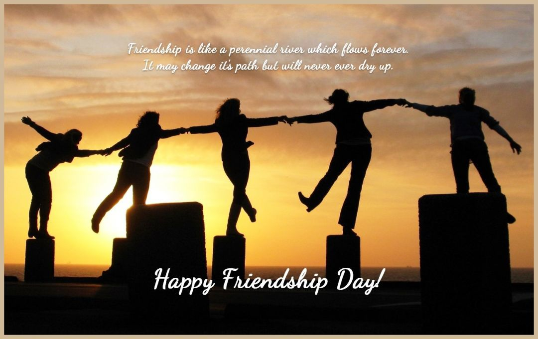 Happy Friendship Day Wishes HD Wallpapers/Whatsapp status HD (33859) - Friendship Day