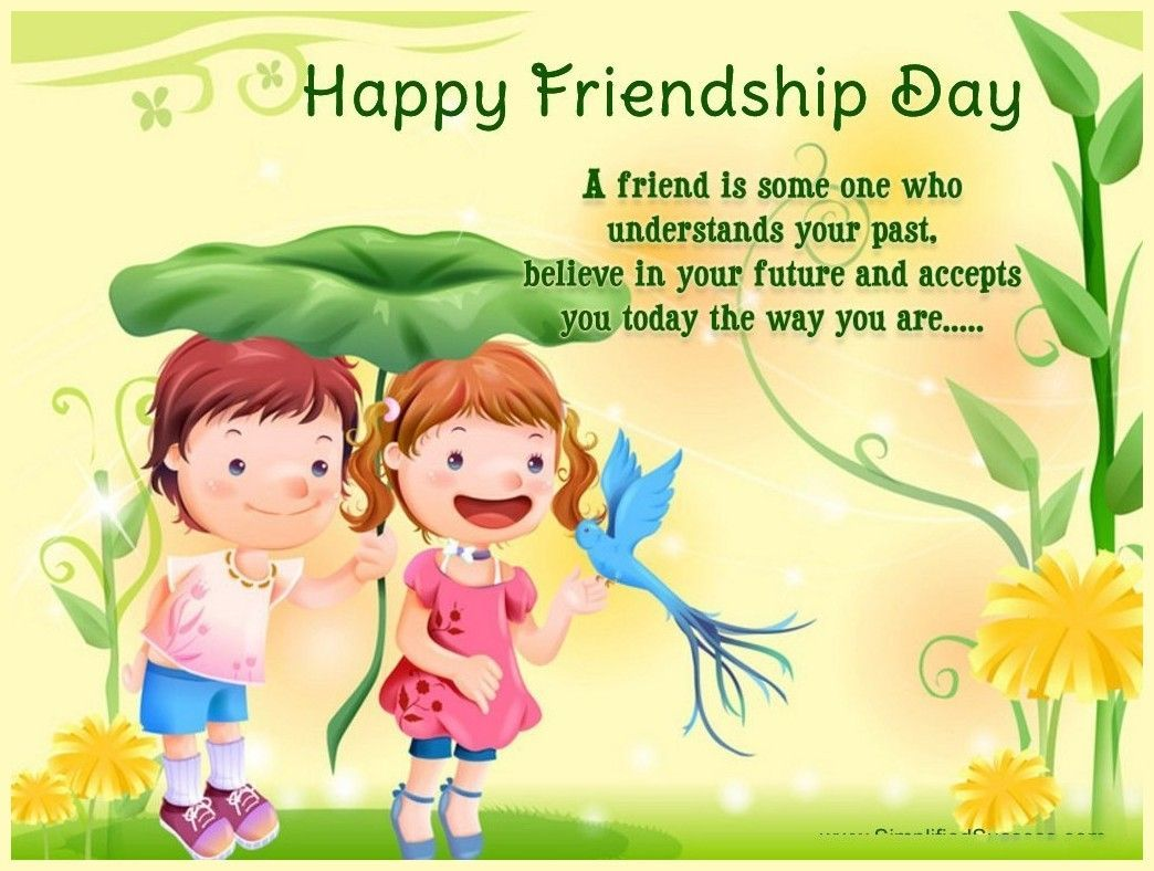 Happy Friendship Day Wishes HD Wallpapers/Whatsapp status HD (33460) - Friendship Day