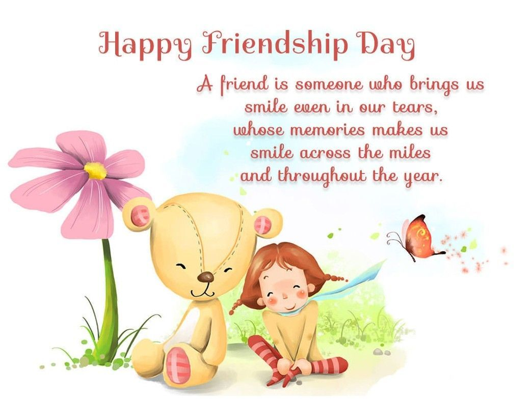 Happy Friendship Day Wishes HD Wallpapers/Whatsapp status HD (33971) - Friendship Day