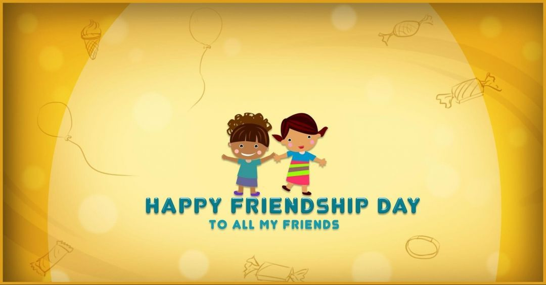 Happy Friendship Day Wishes HD Wallpapers/Whatsapp status HD (33433) - Friendship Day