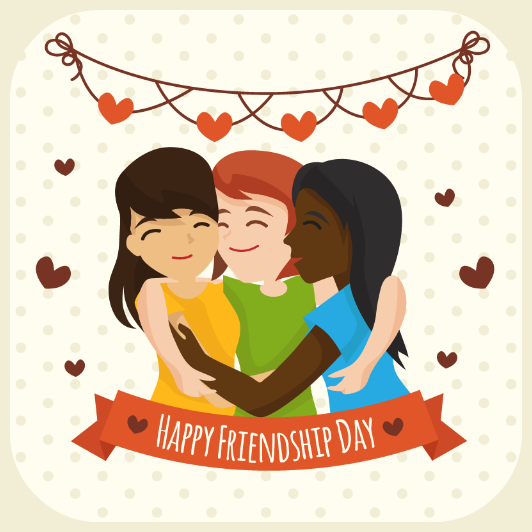 Happy Friendship Day Wishes HD Wallpapers/Whatsapp status HD (33847) - Friendship Day