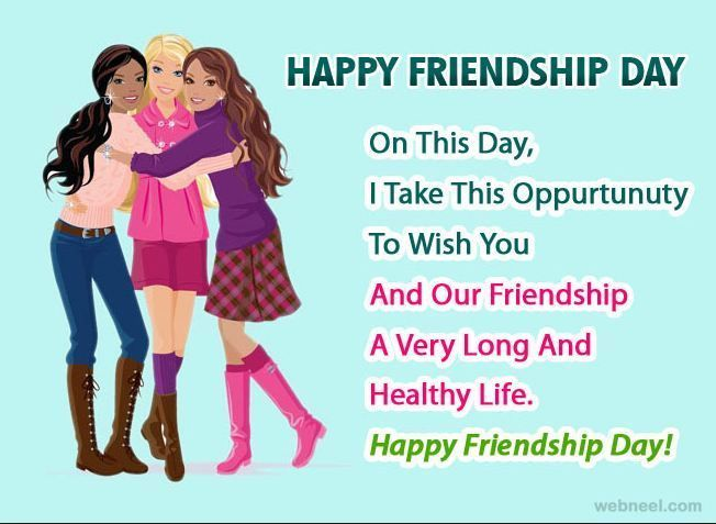 Happy Friendship Day Wishes HD Wallpapers/Whatsapp status HD (33405) - Friendship Day