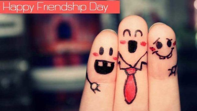Happy Friendship Day Wishes HD Wallpapers/Whatsapp status HD (33592) - Friendship Day