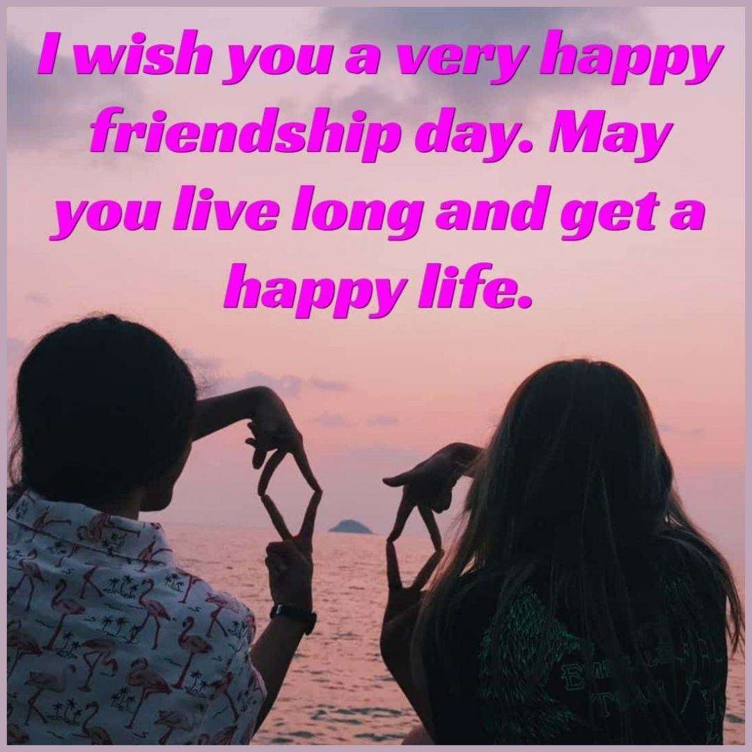 Happy Friendship Day Wishes HD Wallpapers/Whatsapp status HD (33969) - Friendship Day
