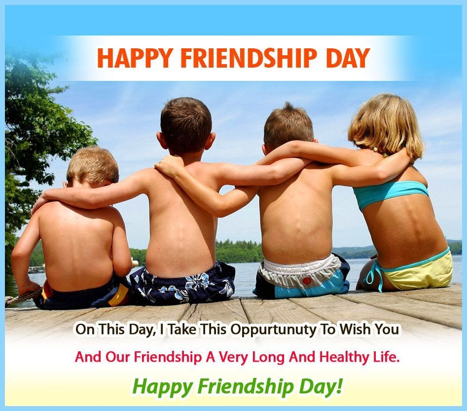 Happy Friendship Day Wishes HD Wallpapers/Whatsapp status HD (33470) - Friendship Day