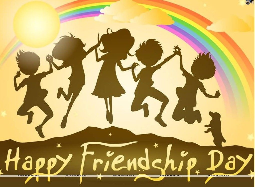 Happy Friendship Day Wishes HD Wallpapers/Whatsapp status HD (33440) - Friendship Day