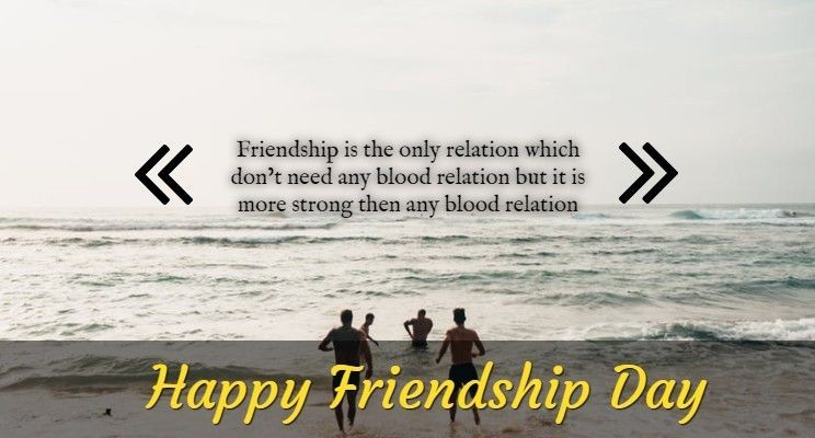 Happy Friendship Day Wishes HD Wallpapers/Whatsapp status HD (33606) - Friendship Day