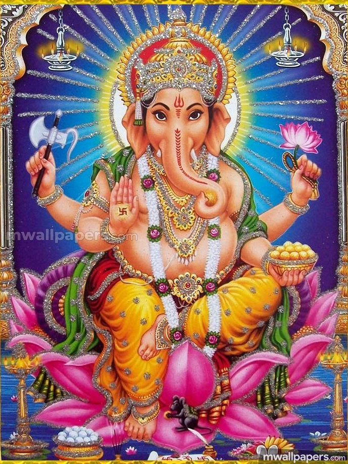 🌺 *Best* Lord Ganesha (Vinayagar, Pillaiyar) HD Image / Wallpaper - Ganesh Chaturthi (13 September 2018) (19026) - ganesha, vinayaga, vinayagar, pillaiyar, pillayar, lord ganesha, ganesh chaturthi