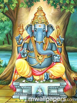 🌺 *Best* Lord Ganesha (Vinayagar, Pillaiyar) HD Image / Wallpaper - Ganesh Chaturthi (13 September 2018) (19047) - ganesha, vinayaga, vinayagar, pillaiyar, pillayar, lord ganesha, ganesh chaturthi