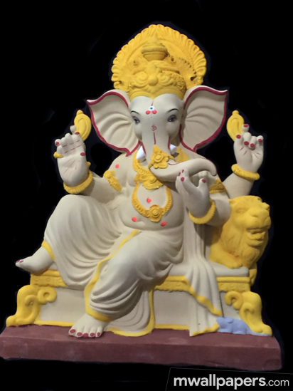 🌺 *Best* Lord Ganesha (Vinayagar, Pillaiyar) HD Image / Wallpaper - Ganesh Chaturthi (13 September 2018) (18998) - Ganesh Chaturthi