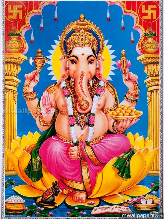 ? *Best* Lord Ganesha (Vinayagar, Pillaiyar) HD Image / Wallpaper - Ganesh Chaturthi (13 September 2018)