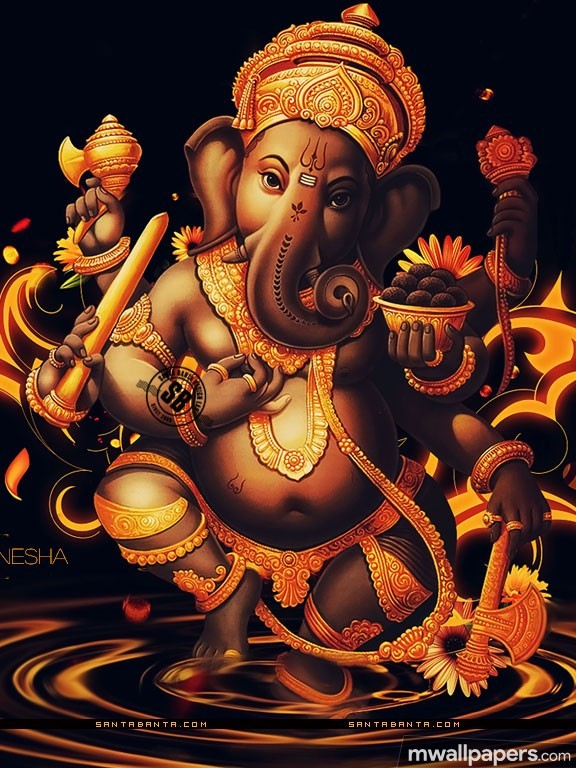 Ganesh Chaturthi (13 September 2018) - Lord Ganesha (Ganpati, Vinayak, Pillaiyar) Cute Creative HD Photos/Wallpapers (19076) - ganesha, ganapati, ganapathi, ganapathy, ganesh chaturthi, pillayar, pillaiyar, vinayaga, vinayagar