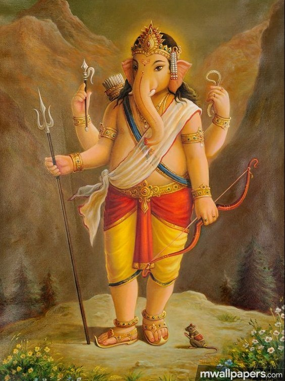 Ganesh Chaturthi (13 September 2018) - Lord Ganesha (Ganpati, Vinayak, Pillaiyar) Cute Creative HD Photos/Wallpapers (19061) - ganesha, ganapati, ganapathi, ganapathy, ganesh chaturthi, pillayar, pillaiyar, vinayaga, vinayagar