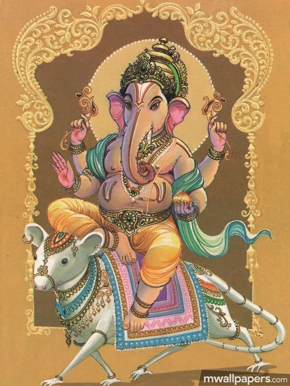 Ganesh Chaturthi (13 September 2018) - Lord Ganesha (Ganpati, Vinayak, Pillaiyar) Cute Creative HD Photos/Wallpapers (19064) - Ganesh Chaturthi