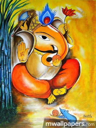 🌺 *Best* Lord Ganesha (Vinayagar, Pillaiyar) HD Image / Wallpaper - Ganesh Chaturthi (13 September 2018) - ganesha,vinayaga,vinayagar,pillaiyar,pillayar,lord ganesha,ganesh chaturthi