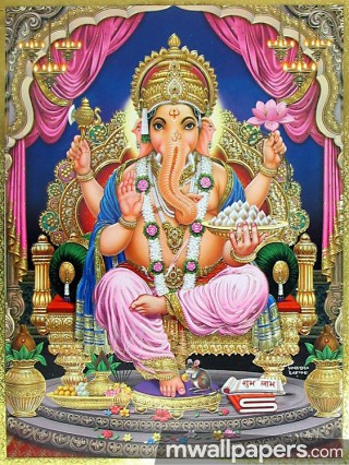 🌺 *Best* Lord Ganesha (Vinayagar, Pillaiyar) HD Image / Wallpaper - Ganesh Chaturthi (13 September 2018)