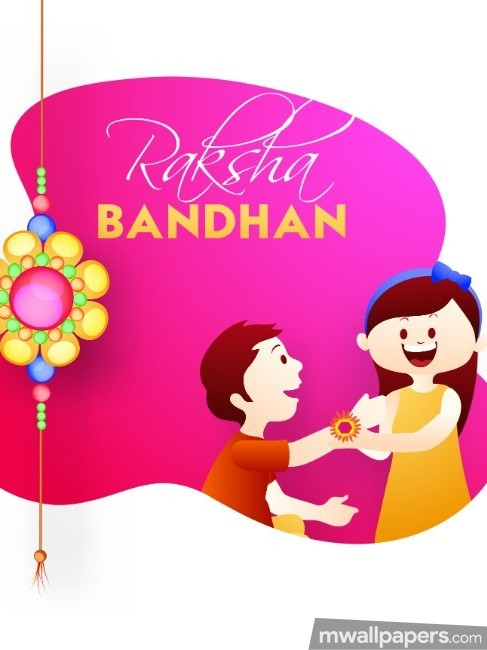 🔥 Happy Raksha Bandhan [August 26, 2018] - HD Wallpapers / WhatsApp Status DP (18871) - Raksha Bandhan
