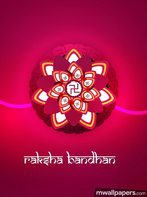 🌺 Happy Raksha Bandhan (Rakhi) 2018 Wallpaper / WhatsApp Status & DP 🌺 (18940) - Raksha Bandhan