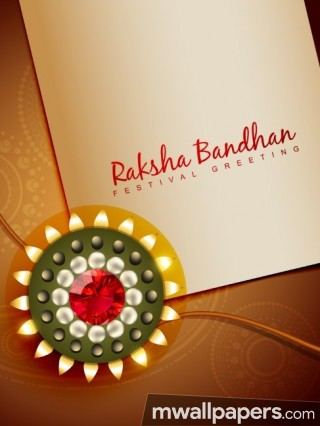 ? Happy Raksha Bandhan (Rakhi) 2018 Wallpaper / WhatsApp Status & DP ?