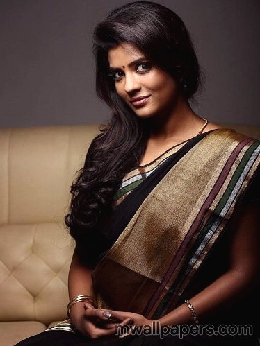 Aishwarya Rajesh in Saree HD Photos (1080p) (4147) - Aishwarya Rajesh