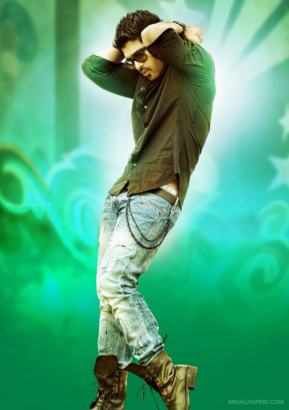 Allu Arjun Cute HD Photos (1080p) (17718) - Allu Arjun