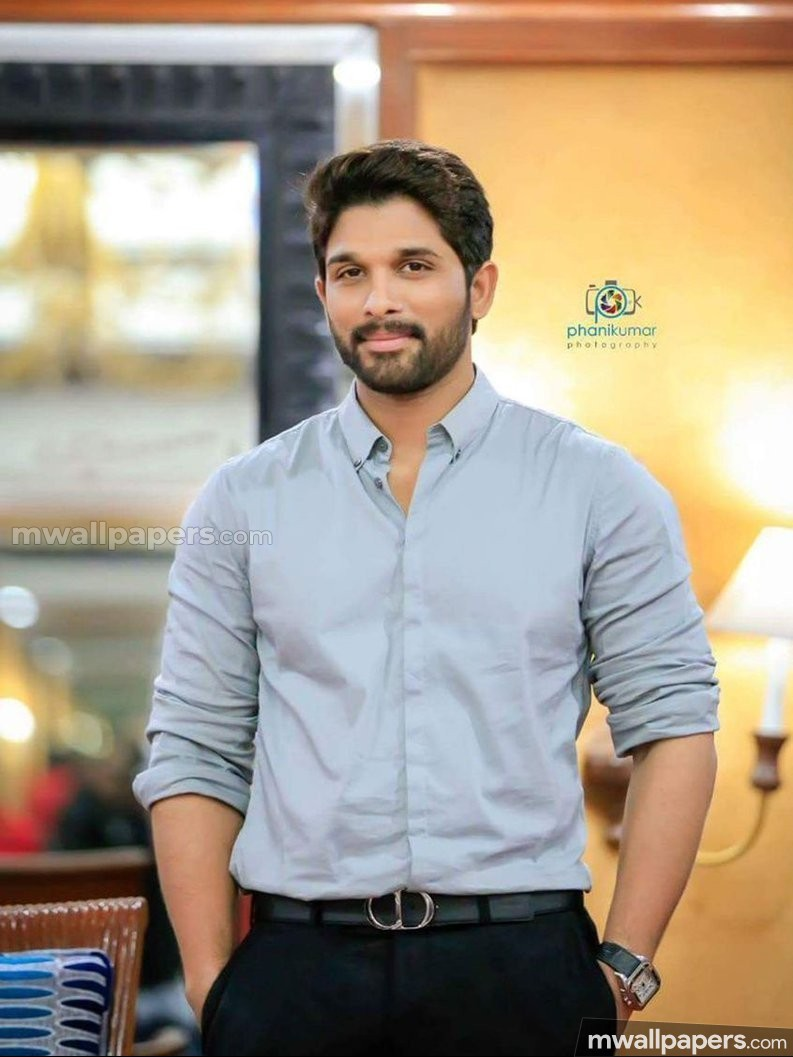 Allu Arjun Cute HD Photos (1080p) (17709) - Allu Arjun